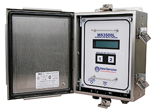 MS3500L - corrosion instrument - data logger