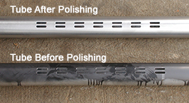 Tube Polishing Services